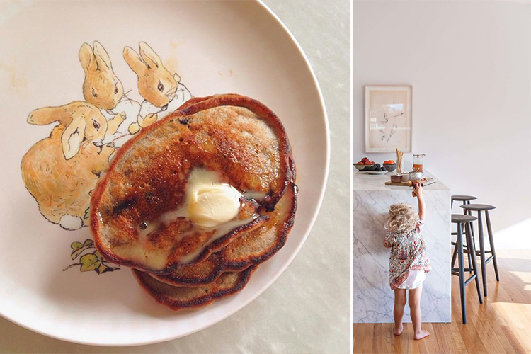 Toddler breakfast