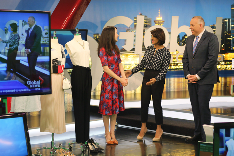 Kelsey Dundon Global Television