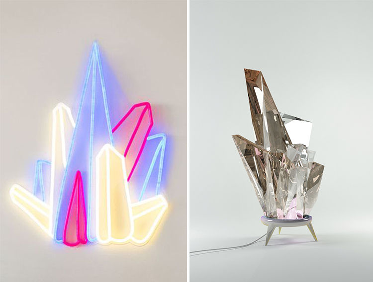 Prism and Chandelier